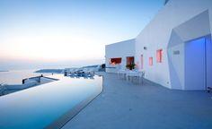 Hotel Grace Santorini - MplusM Architects