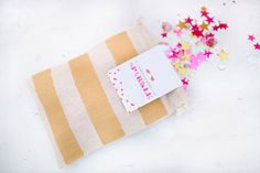 DIY Confetti Bag