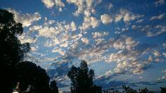 Sombras en las nubes