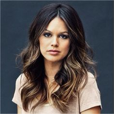 I love her ombre. I want mine exactly like this next time.
