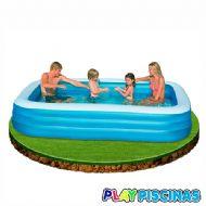 Encuentra tu #piscinadesmontable #oferta #piscinas 305x183x56cm #intex #playpiscinas #piscinahinchable #piscinainfantil #piscinapvc #piscinaredonda #piscinacuadrada #piscinarectangular #ventadepiscinas #verano2014 #verano #ganasdepiscina  http://www.playpiscinas.com/piscinas-infantiles-18-c.asp