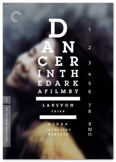 Criterion Cover : Dancer in the Dark
