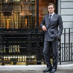 Colin Firth - Photo Credit: Official Facebook Page