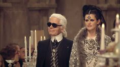 Paris-Bombay Métiers d'Art 2011/12 Show - CHANEL  tHE SHOW THAT MADE ME FALL IN LOVE WITH FASHION AGAIN