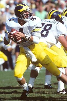 Jim Harbaugh, Michigan, trained by Bo, Harbaugh is Bo's official successor #repin it's been a wait, but Michigan is back!