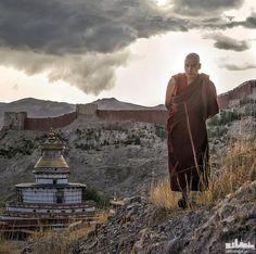 Monk, Tibet
