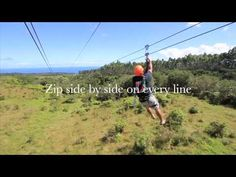 Zipline Through Paradise - This was the most amazing experience! Totally memories we will never forget!