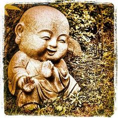 Recently Sold - Featured Art - Kung Fu Baby Buddha Statue At by Jonathan Tyrrell