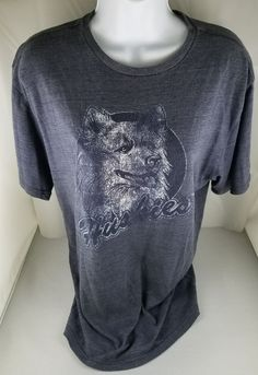 Womens ADIDAS COLLEGE VAULT Gray Connecticut UConn Huskies Stretch T-Shirt M #adidas #UConnHuskies