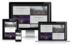 http://wpthemess.net/tracks/ Tracks is a fre clean minimal and #responsive #WordPress theme well suited for Personal blog