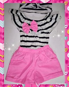 Kurti Styles, Baby Art, Baby Girl Dresses, Baby Dolls, Look, Kids Outfits, Rompers, Couture, Shorts