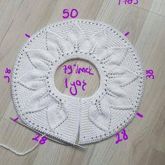 Granny Style Crochet For Kids Knit Crochet Baby Dress Crochet Earrings Baby Kids Knit Patterns Coast Coats Knitted Baby Baby Knitting Patterns, Baby Hats Knitting, Vogue Knitting, Crochet Hats, Crochet Baby Cardigan, Knitted Baby, Diy Crafts Crochet, Baby Pullover, Diy Crystals