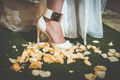 Sapato para Casamento ao ar livre