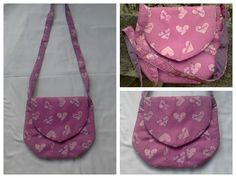 :)my first sewn bags