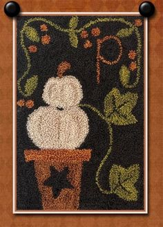 White Pumpkins, Fall Pumpkins, Cross Stitch Store, Little House Needleworks, Punch Needle Patterns, Christian Companies, Weavers Cloth, Wool Applique, Counted Cross Stitch Patterns