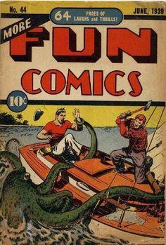 More Fun Comics #44