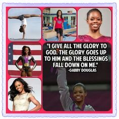 Gabby is awesome!