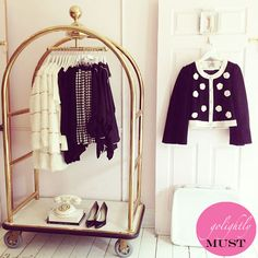 Bellman carts are the new bar carts...you heard it here first! | Kelly Golightly #golightlymust