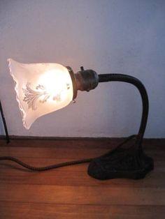 Lamp Shade アンティークエッチングガラスのランプシェード英国製 インテリア 雑貨 家具 Antique ¥5000yen 〆06月20日