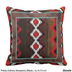 Tribal, Culture, Geometric, Ethnic Theme