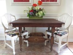 """Christina, at Operation Homedid the ABSOLUTE right thing by attempting to  strip and restore a set of beautiful mid century tables. Unfortunately, she  made the same mistake many make...the absolute wrong finish. Poly. Sadly,  she regrets it...been there, done that!  That is the great thing about DIY projects...live and learn! The fact that  she tackled this project with an """"I CAN DO THIS"""" attitude is what DIYing is  all about and as we work from project to project, we learn what works and  what doesn't! There are soooo many tutorials online about this type of  project and at times it can be overwhelming. Who wouldn't be confused?!  This is the process that works for me and I hope it works for you!  I am first and foremost a die hard """"wood fan."""" I believe in treating it  with with love and respect...especially old pieces that are constructed of  wood we just don't see much any more in new, affordable furniture...walnut,  cherry, mahogany, teak, rosewood.  A great deal of MCM furniture was constructed of teak, walnut or rosewood  and those pieces are my """"first love."""" I infuse as many of these pieces as I  can get my hands on into my decor. I have refinished MANY MCM pieces over  the years and feel like I have developed a pretty good """"process."""" Just do a  """"search"""" for """"mid century"""" on my site...you will find many of the projects  I have worked on over the years...my Lane Acclaim tables, television  cabinet, barrel chairs, office chair, coffee table...and sooooo much more!  So I am going to share a few of my """"die hard"""" rules for refinishingANY old  wood furniture. Doesn't matter in the end if you are going to paint or  stain...if you are going to strip it first, this is the process that works  for me! You may think you do not have to strip if you are going to  paint...not always the case. I have stripped many pieces before I painted  them for a number of reasons! Usually because it has a heavy finish on it  or layers of """"unstable"""" paint....regardless it is NOT as daunt"""