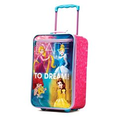 795a74e2755c Disney Kids Softside 18 Inch Upright. Best LuggageKids LuggageLuggage  BagsCarry ...