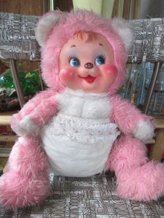 Vintage Pink Rushton