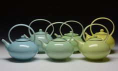 Teapots - Matt Fiske