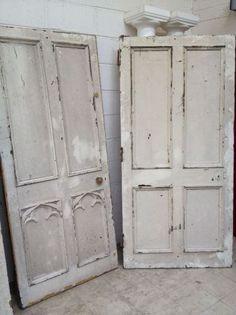 Antique Pine Doors. Image 5
