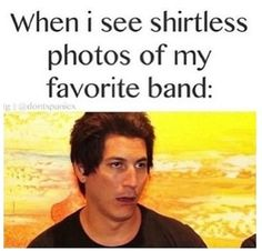 Funny Band Pictures Pierce The Veil Band, shirtless, funny,