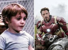 What our favorite actors looked like intheir first films compared tonow
