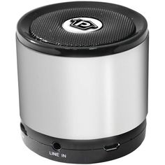 PYLE HOME BLUETOOTH MINI SPEAKER (SILVER)   Was: $73.99  Now: $32.99  (You save $41.00)