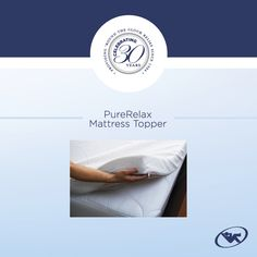 Made from eco-friendly memory foam materials, you'll reduce muscle and back pain while limiting motion transfers with this week's #giveaway prize, the PureRelax Mattress Topper.   Enter to win: https://www.facebook.com/RelaxTheBack/photos/a.92006704272.77698.91974159272/10152814015039273/?type=1