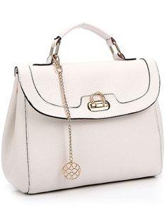 $11.22 Korea New Retro Hasp Shoulder Bag