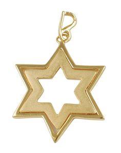 Gold Filled Star of David Pendant