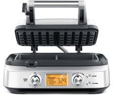 Looking for Breville Smart Pro 2 Slice Waffle Maker, Silver ? Check out our picks for the Breville Smart Pro 2 Slice Waffle Maker, Silver from the popular stores - all in one. Best Belgian Waffle Maker, Best Waffle Maker, Belgian Waffles, Waffle Maker Reviews, Small Appliances, Kitchen Appliances, Fluffy Waffles, Thing 1, Waffle Iron