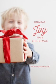 Unwrap Joy This Christmas Opportunity, Finding Yourself, Encouragement, Join, Parenting, Smile, Thoughts, Friends, Heart