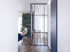 Glass bedroom wall Bedroom Wall, Divider, Anna, Furniture, Glass, Home Decor, Decoration Home, Drinkware, Room Decor