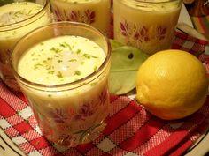 Mousse au citron à l'ancienne