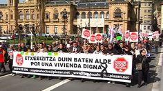 Bruselas considera ilegal la ley española sobre desahucios