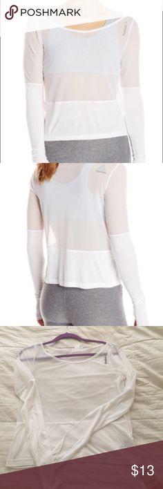 Reebok Dance/Studio Layering L/S NWT Reebok dance/studio Layering long sleeve NWT Size S Reebok Tops Tees - Long Sleeve