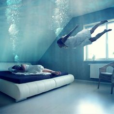 Surrealist photography, like surreal painting, depicts objects, people and landscapes in a non-rational or dream-like way. In this post, we have compiled a list of Surreal Photo by Anja Stiegler. Levitation Photography, Dream Photography, Surrealism Photography, Underwater Photography, Flying Photography, Bedroom Photography, Concept Photography, Photography Basics, Amazing Photography