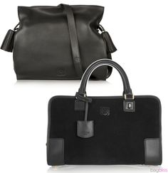 Loewe Bags now available on NetaPorter!