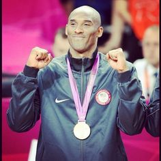 Kobe Bryant Gold Medal