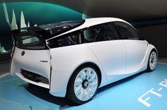 Ультра–ультра концепт Toyota FT-Bh