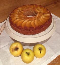 Os gustan las manzanas? esta tarta de manzana está muy jugosa, con gran cantidad de fruta, fácil de hacer, con o sin Thermomix os encantará. Facilísima !