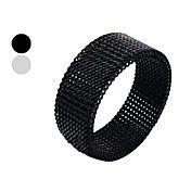 titanium staal 8mm Netty transmuteerbaar ring – EUR € 2.20