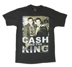 e1f8836530d Johnny Cash and the King T-Shirt IWANTTHIS What To Wear Today