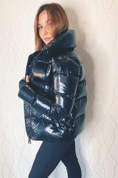 Isabel Puffer Jacket from Canada by Angel Cupboard Shoptiques - Women Puffer Jackets - Ideas of Women Puffer Jackets Pink Puffer Coat, Puffer Coats, Nylons, Bootie Sandals, Puffy Jacket, Jacket Style, Daily Fashion, Trendy Outfits, Fashion Outfits