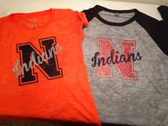 Team Spirit Shirts MMM Miller Mom Makes Facebook and Etsy
